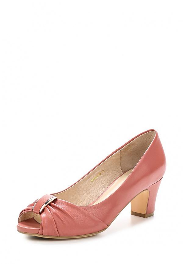 Туфли Covani YF639-02 розовые