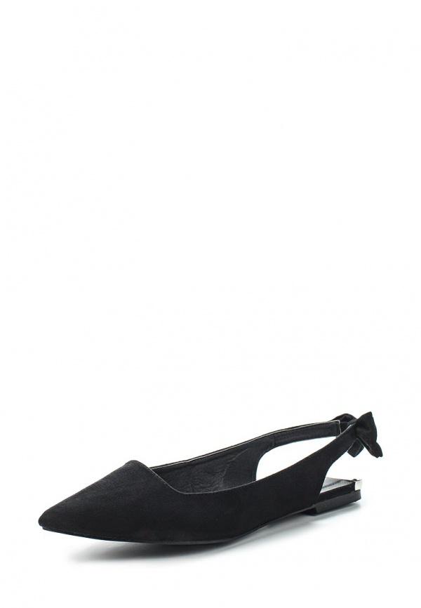 Туфли Dorothy Perkins 19928001 чёрные