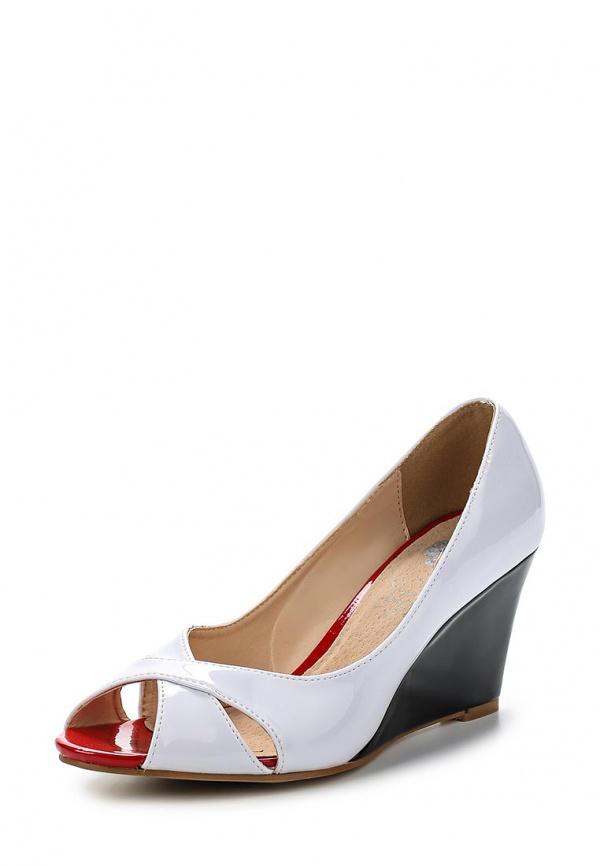 Туфли Doca 72189 белые