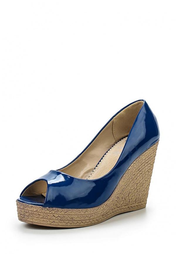Туфли Doca 72200 синие