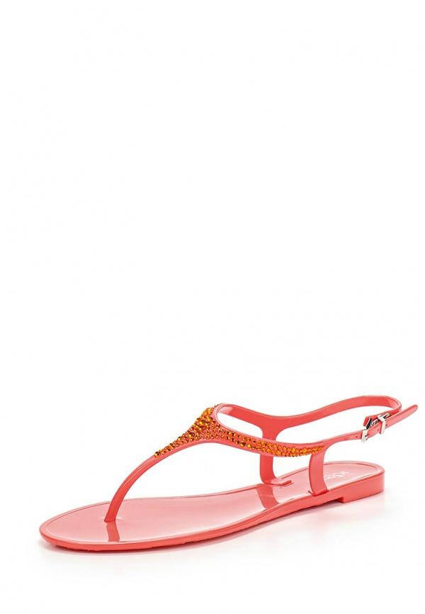 Сандалии Ideal T-9105 красные