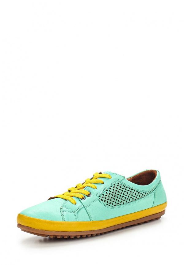 Ботинки Inario 55220016 голубые