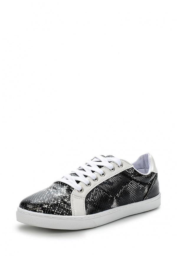 Кеды Max Shoes T01 чёрные