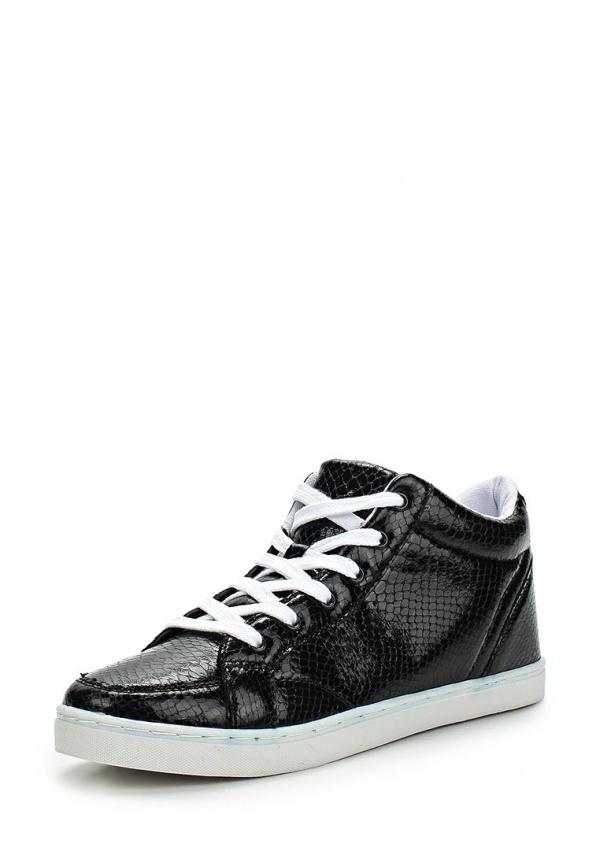 Кеды Max Shoes T02 чёрные