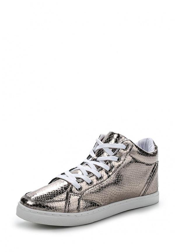 Кеды Max Shoes T02 бронзовые