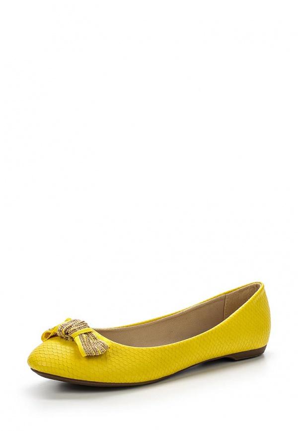 Балетки Sergio Todzi R154 жёлтые