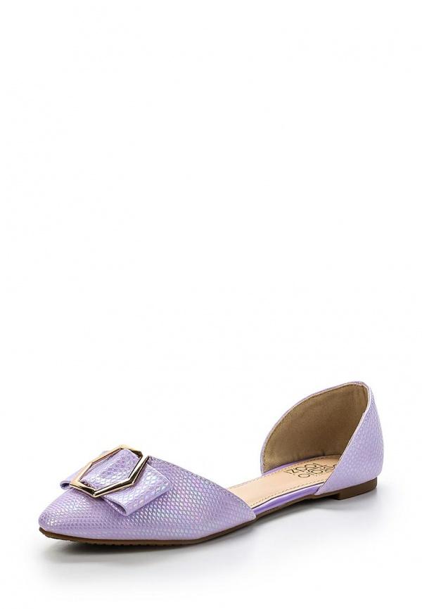 Балетки Sergio Todzi R156 фиолетовые