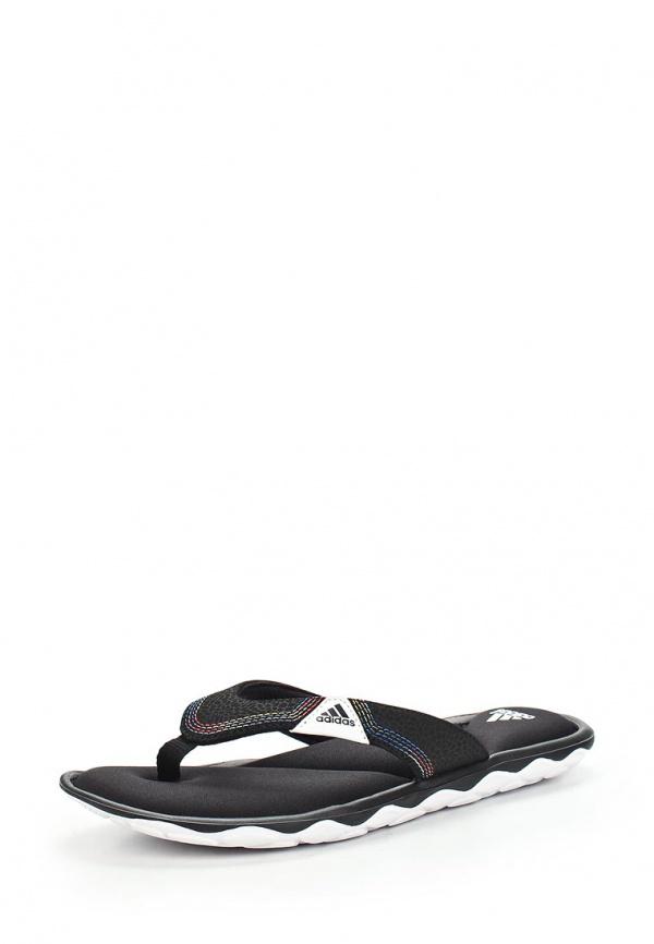 Сланцы adidas Performance B40083 чёрные
