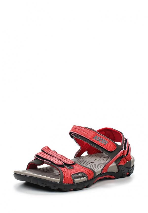 Сандалии Ascot SL 9370-03 VIPER красные