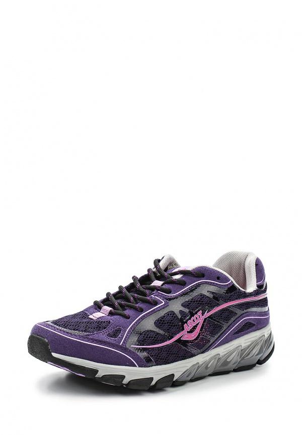 Кроссовки Ascot STR 00609-02 FITNESS фиолетовые