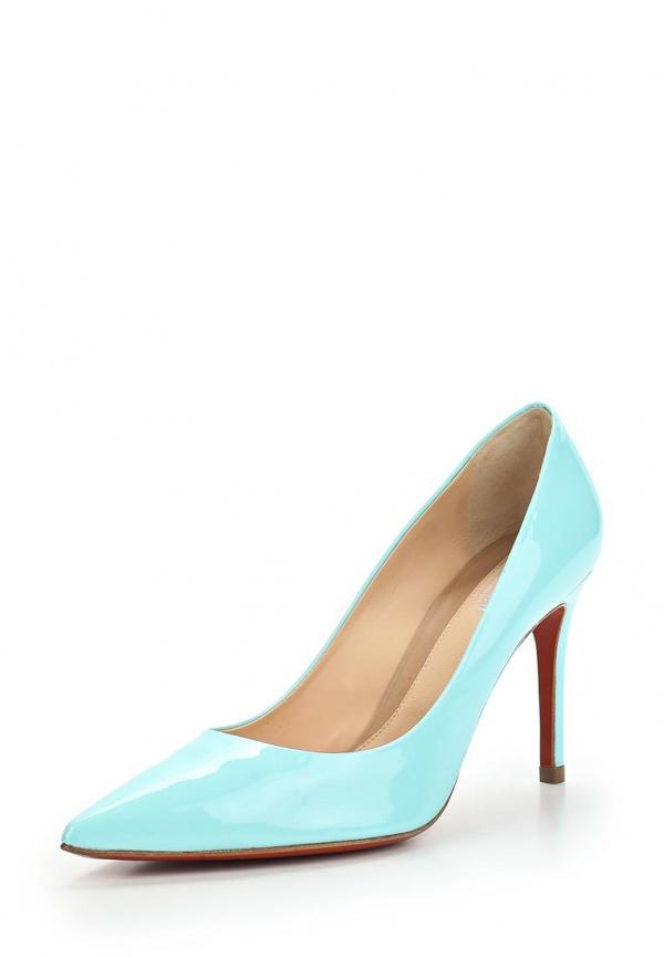Туфли Baldinini 550004P91AANDYTYSU голубые