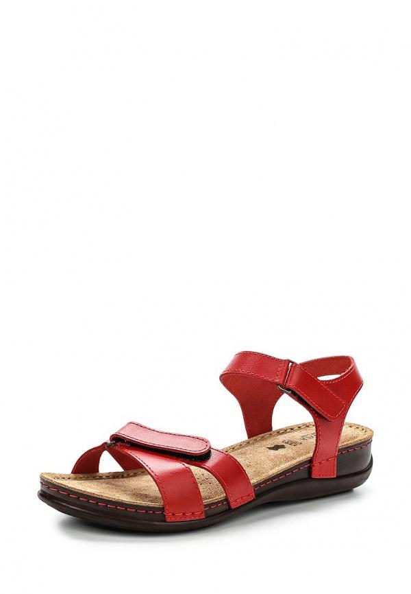 Сандалии Best Walk 315051-05 красные
