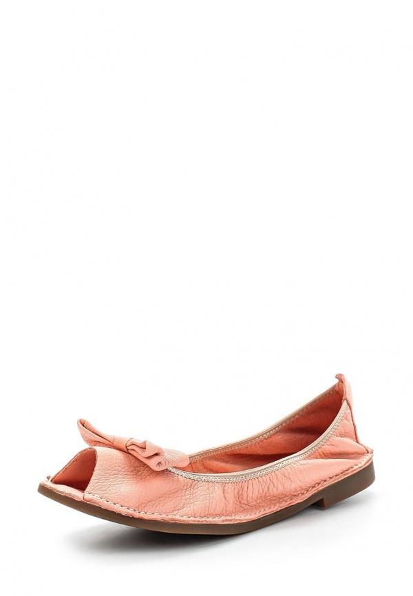 Балетки Covani E711-3 розовые