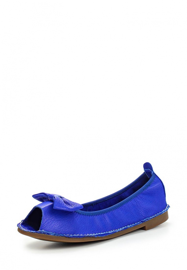 Балетки Covani E711-3 синие
