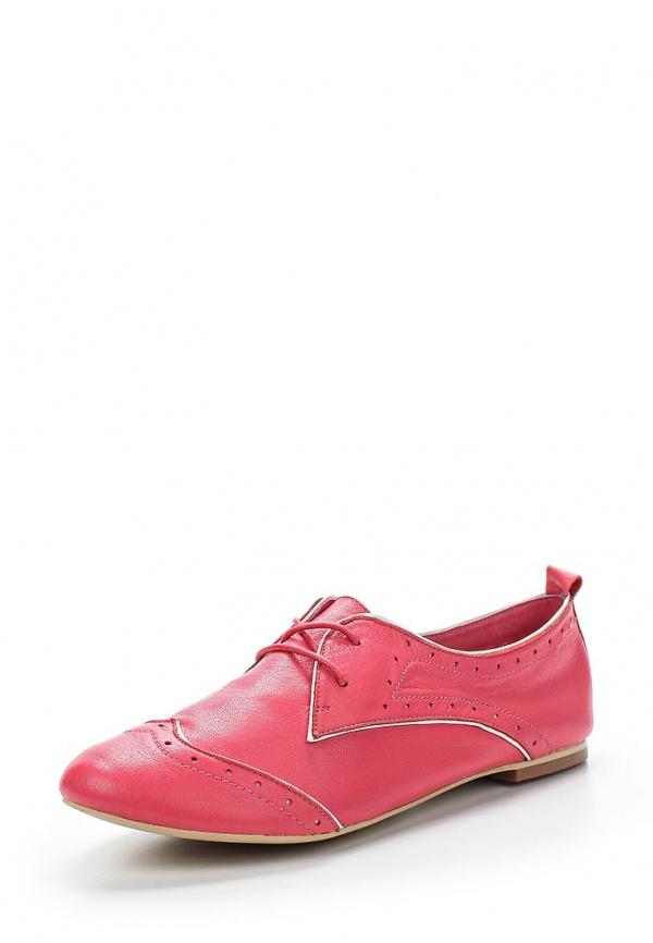 Полуботинки Covani 936B-903-1 розовые