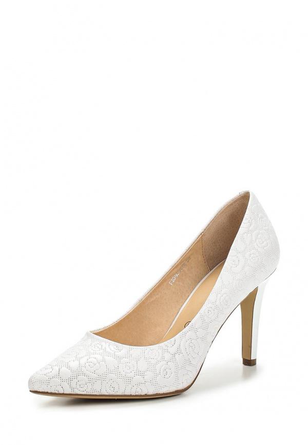 Туфли Covani F3380227 белые