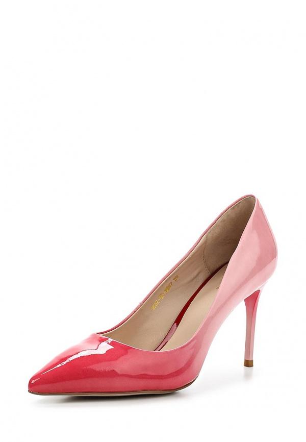 Туфли Covani S632-50-M387 розовые