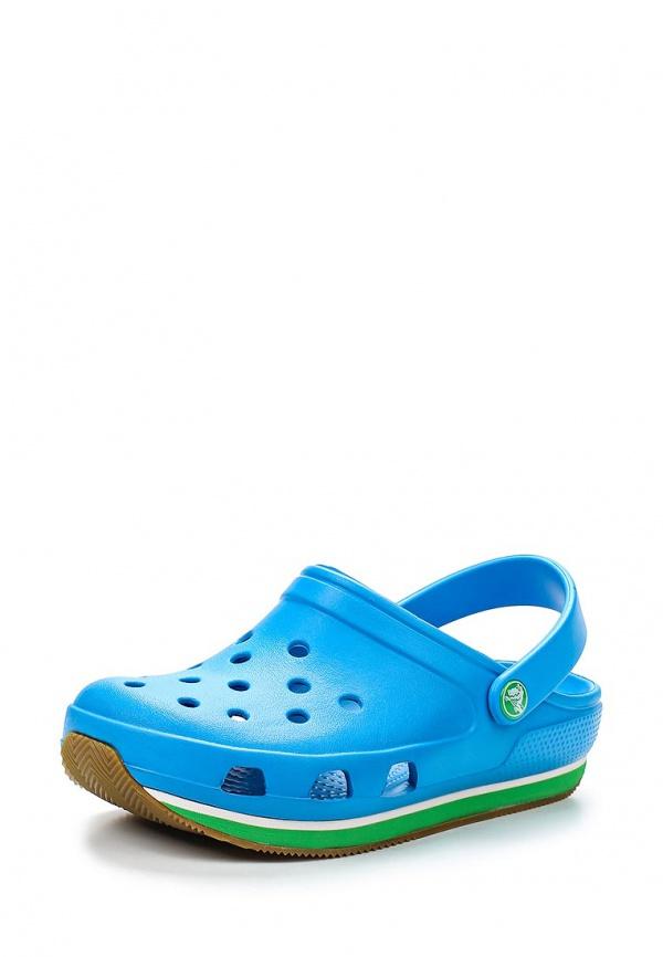 Сабо Crocs 14001-4BP синие