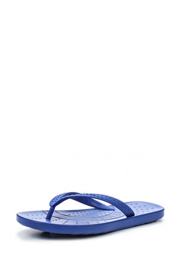 Сланцы Crocs 15963-4O5 синие