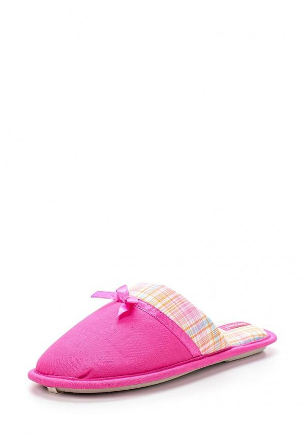 Тапочки De Fonseca CLASSD64 розовые