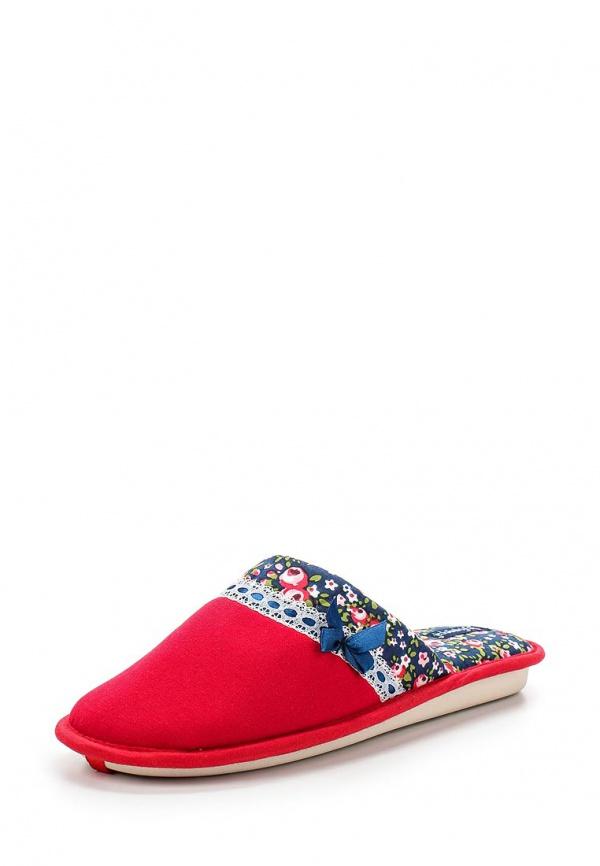 Тапочки De Fonseca MIX63 красные, синие
