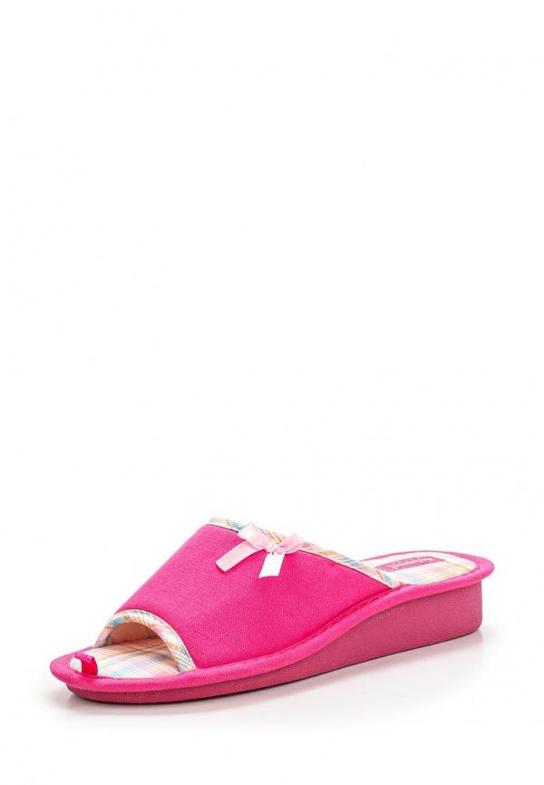 Тапочки De Fonseca CLASSD65 розовые