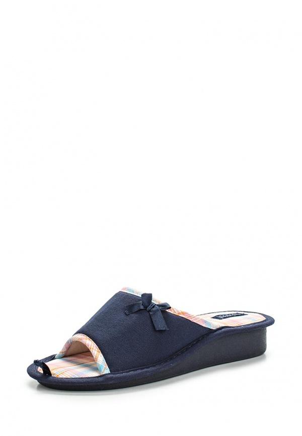 Тапочки De Fonseca CLASSD65 синие