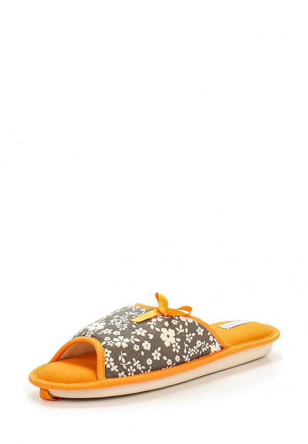 Тапочки De Fonseca FLOR62 оранжевые