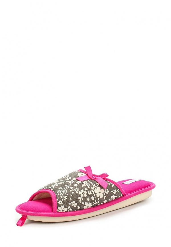 Тапочки De Fonseca FLOR62 розовые