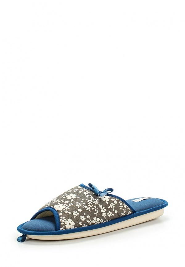 Тапочки De Fonseca FLOR62 синие