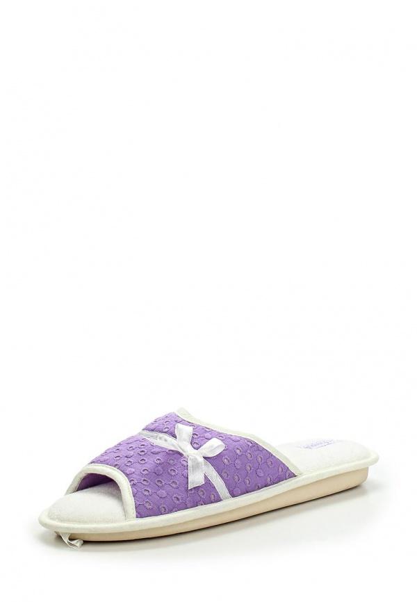 Тапочки De Fonseca FRESH74 фиолетовые