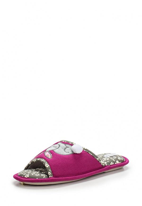 Тапочки De Fonseca TENDER61 розовые