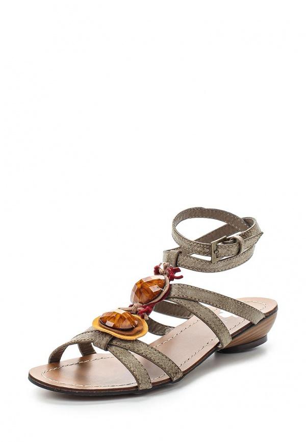 Сандалии Doca 71742 коричневые
