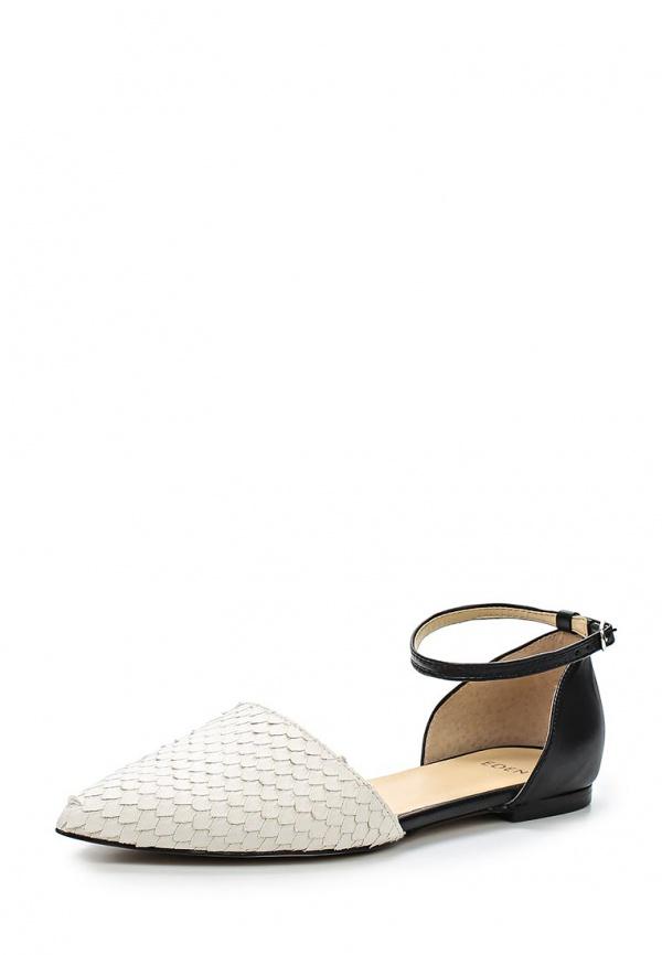 Туфли Eden 11 600 CIM BETSIE белые, чёрные