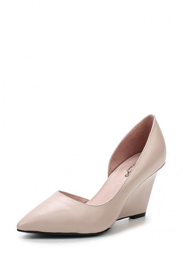 Туфли El Tempo C68_8098-321_PINK розовые