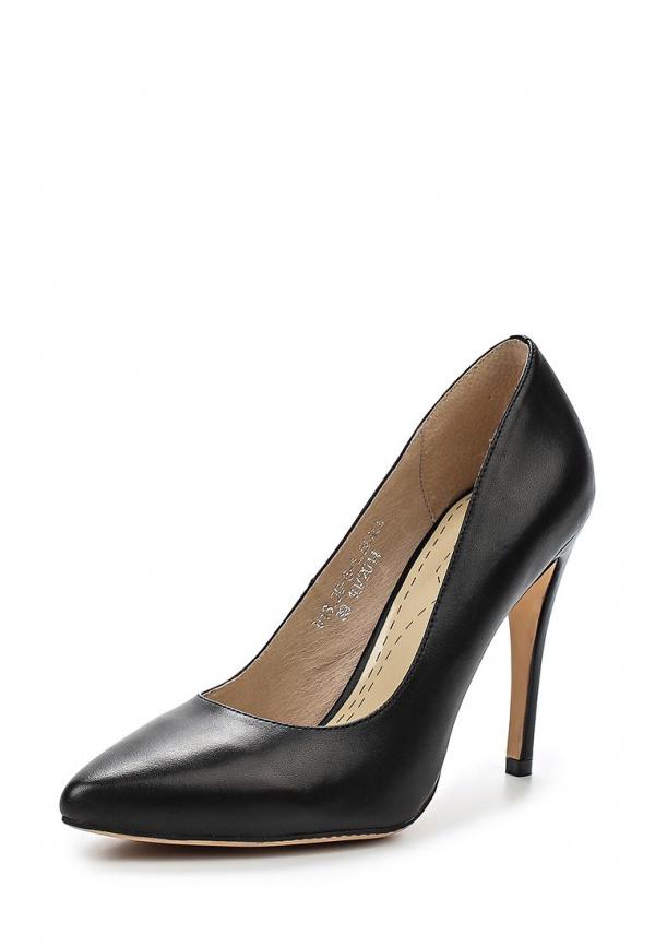 Туфли El Tempo U13_20-5-1_BLACK чёрные