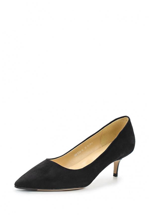Туфли El Tempo C69_5156-12_H.BLACK чёрные