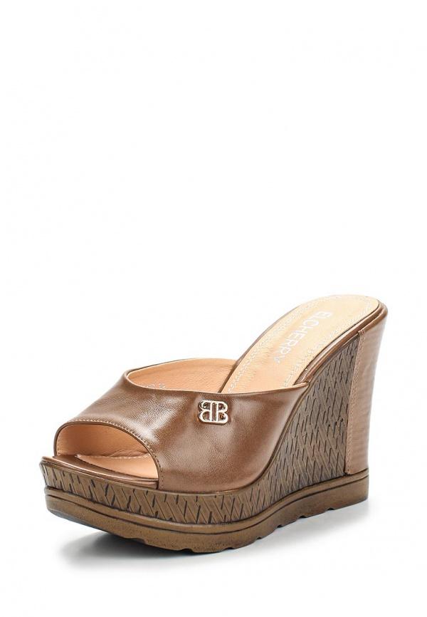 Сабо Elche BW-S458013P коричневые