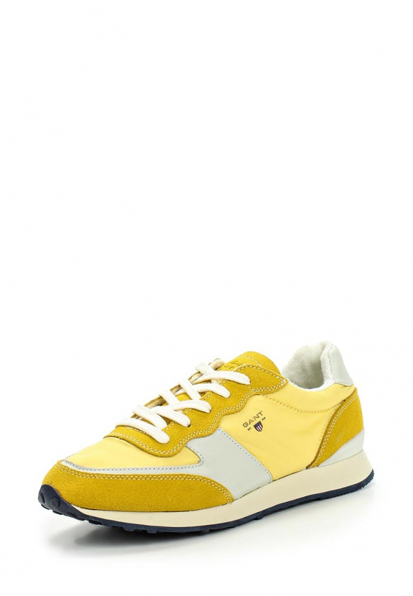 Кроссовки Gant 10537562 жёлтые