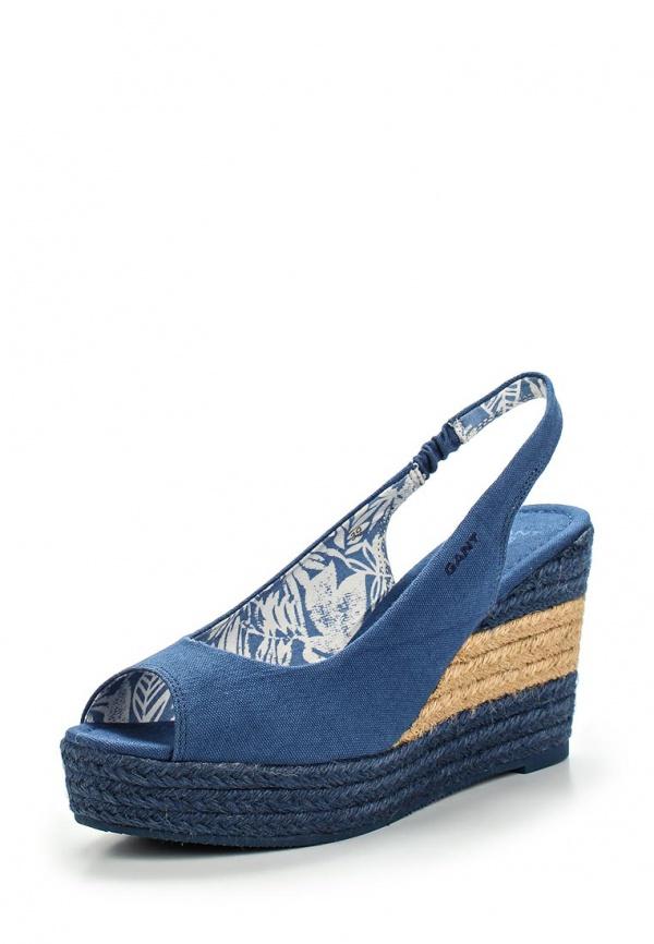 Босоножки Gant 10568539 синие