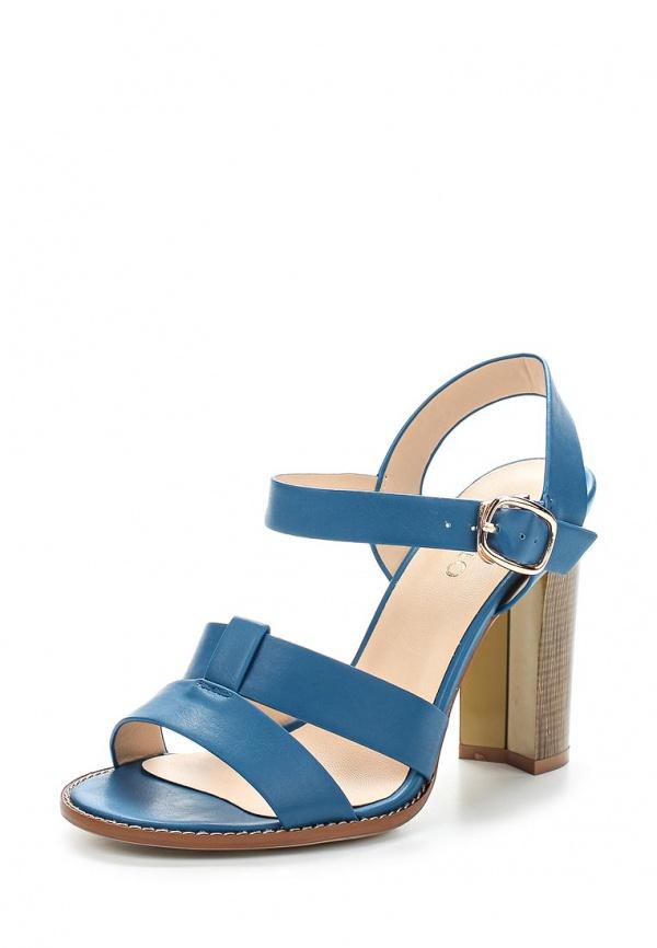Босоножки Inario 15379-02-8 синие
