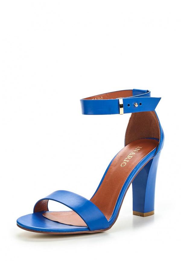 Босоножки Inario 15129-02-8 синие