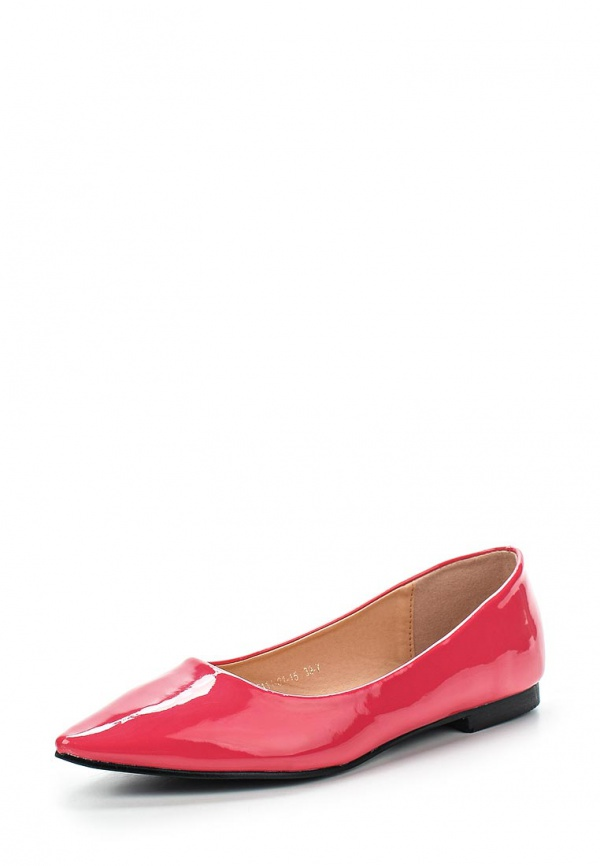 Балетки Inario 15111-01-15 розовые