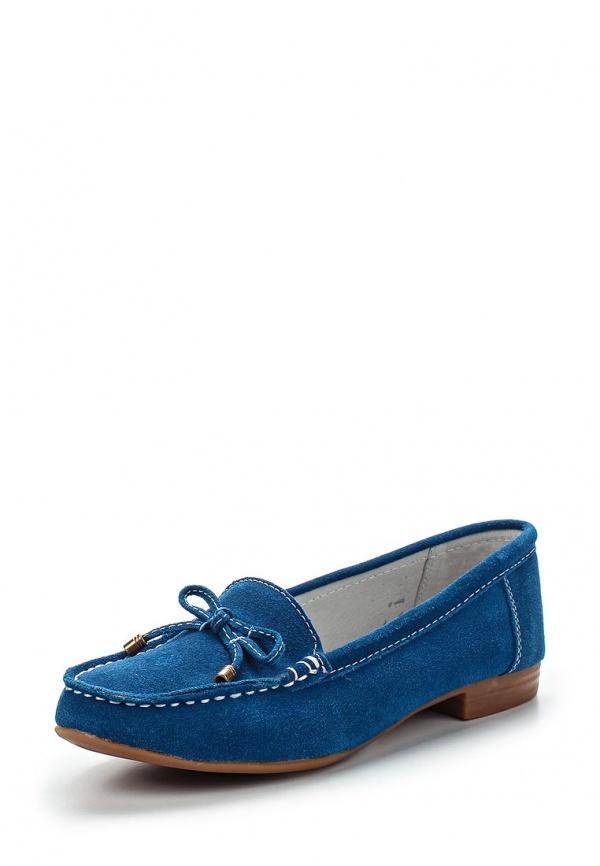 Мокасины Inario 15084-01-8 синие