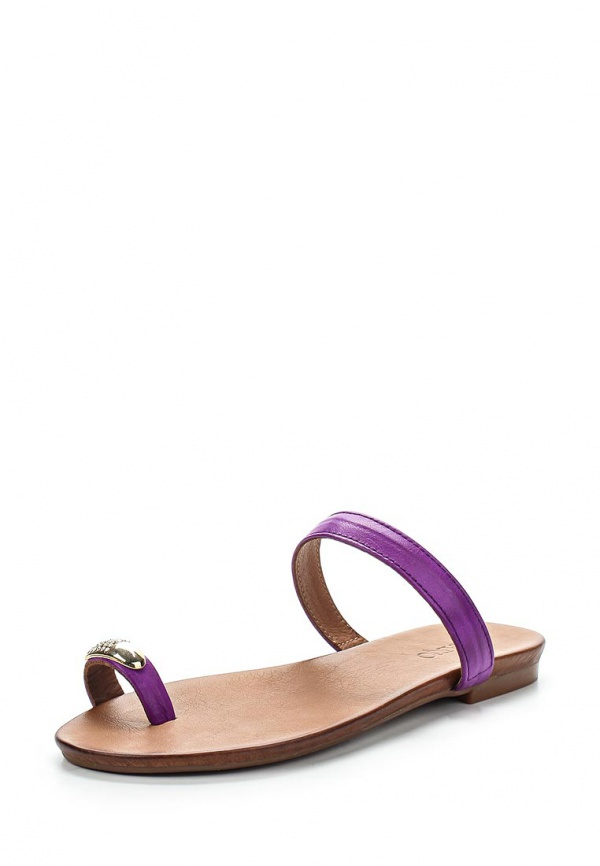 Сабо Inario 3023012 фиолетовые