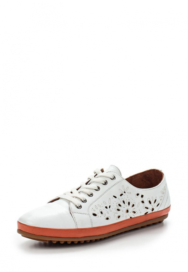 Ботинки Inario 5522402 белые