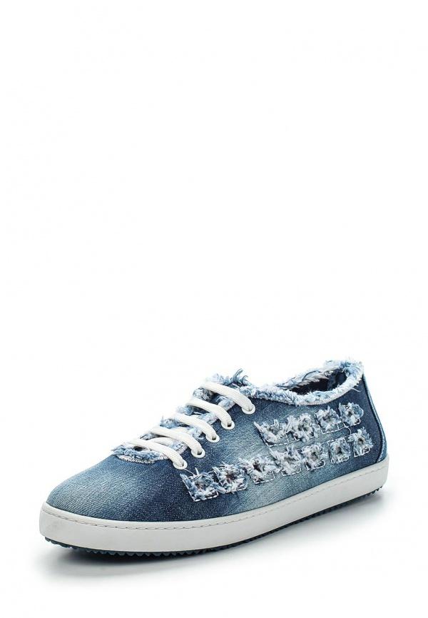 Кеды Inario 31130003 голубые