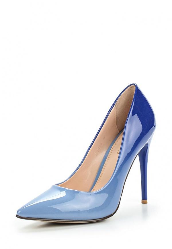 Туфли Inario 15308-02-9 голубые, синие