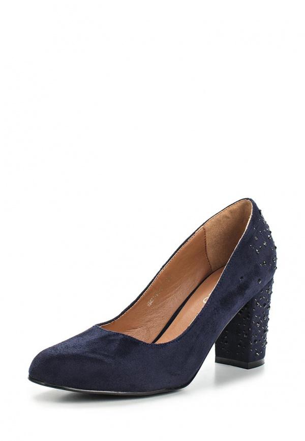 Туфли Inario 15431-01-8 синие