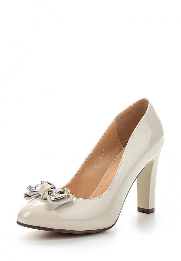 Туфли Inario 15325-01-10 серые